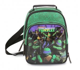 lancheira tartarugas ninja green frente