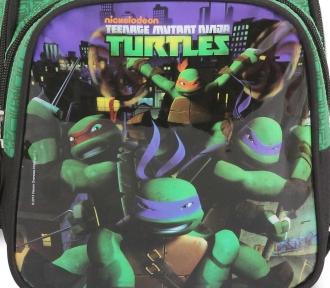 lancheira tartarugas ninja green detalhe