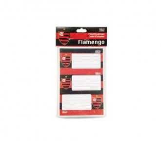 etiqueta escolar flamengo frente