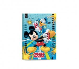 caderno mickey e donald frente