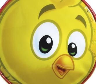 lancheira galinha pintadinha 3d detalhe