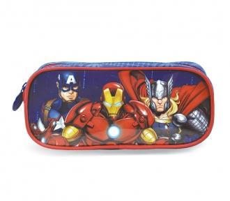 estojo avengers ultimate duplo frente