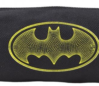 estojo batman teen black soft detalhe