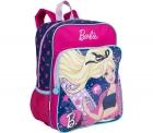 Mochila Barbie 17M Plus Com Bolso 7728