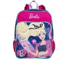 Mochila Barbie 17M Plus Com Bolso 7729