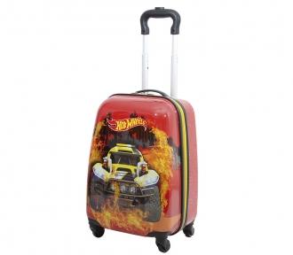 Malinha Hot Wheels 17PC 360 Grande 8132