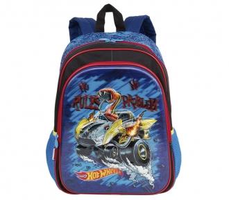 Mochila Hot Wheels 17X Grande 8147