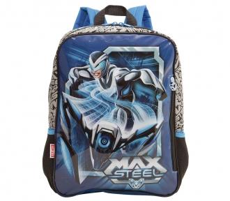 Mochila Max Steel 17M Grande 7969