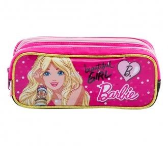 Estojo Barbie 17Z Triplo 7823