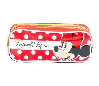 Estojo Minnie 17Y Duplo 7861
