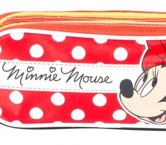 Estojo Minnie 17Y Duplo 7862