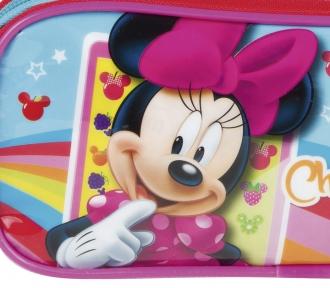 Estojo Minnie 17M Plus Duplo 7964