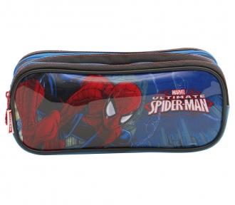 Estojo Spiderman 17Z Triplo 8053