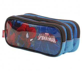 Estojo Spiderman 17Z Triplo 8054