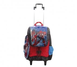 Mochilete Spiderman 17Z Grande 8058