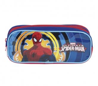 Estojo Spiderman 17X Duplo 8022