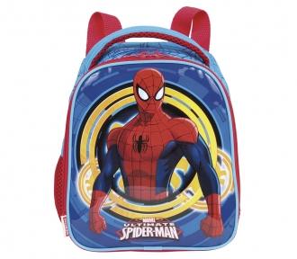 Lancheira Spiderman 17X Grande 8027