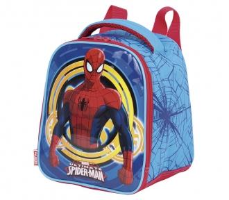 Lancheira Spiderman 17X Grande 8028