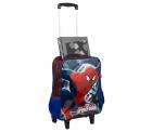 Mochilete Spiderman 17M Grande 7991