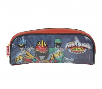 Estojo Power Rangers 17M Soft 7996