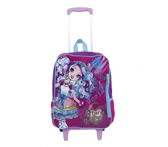 Mochilete Ever After High 17M Grande 8410