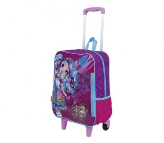 Mochilete Ever After High 17M Grande 8411