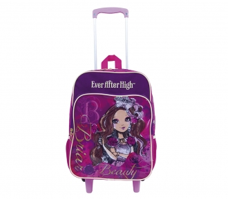 Mochilete Ever After High 17M Plus Grande com Alca 8209