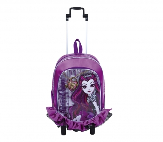 Mochilete Ever After High Raven Queen 17Y Grande 8181