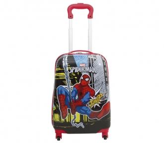 Malinha Spiderman 17PC 360° Grande 8016