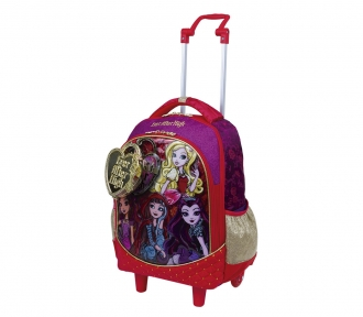 Mochilete Ever After High 17Z Grande 8113