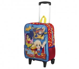 Mochilete Super Hero Girls 17M Grande 8470