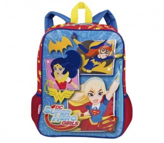 Mochila Super Hero Girls 17M Grande 8475