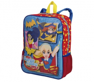 Mochila Super Hero Girls 17M Grande 8476