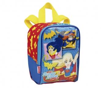 Lancheira Super Hero Girls 8482