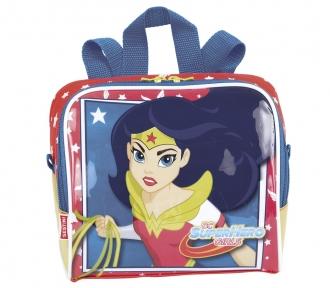 Lancheira Super Hero Girls 17Y Wonder Woman Grande 8464