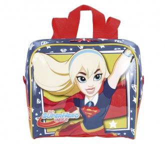 Lancheira Super Hero Girls 17Y Super Girl Grande 8519