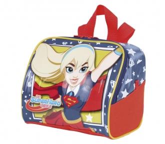 Lancheira Super Hero Girls 17Y Super Girl Grande 8520