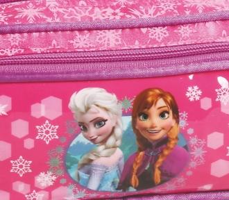 estojo frozen princesas duplo detalhe