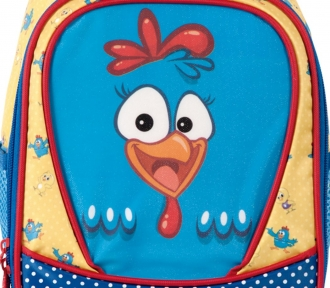 lancheira galinha pintadinha magic detalhe