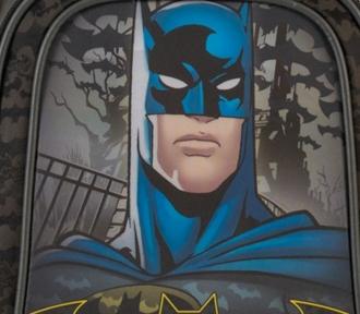lancheira batman night detalhe