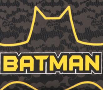 estojo batman night duplo detalhe