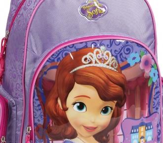 mochila grande princesa sofia training 1129