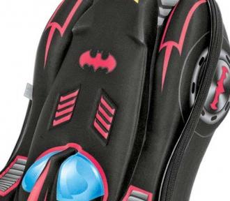 kit batman mochilete e lancheira detalhe