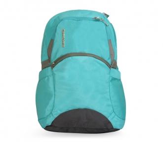 mochila grande para laptop diode jade frente