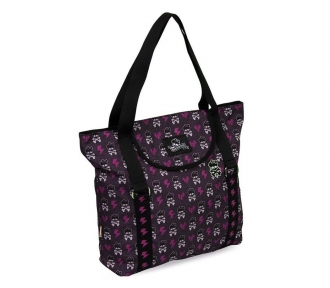 Bolsa Tote Monster High 14T05 Roxo 7674