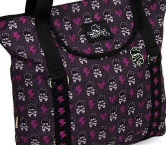 Bolsa Tote Monster High 14T05 Roxo 7675