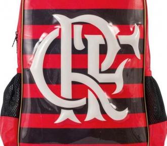 mochila sempre flamengo detalhe