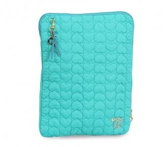 case notebook love vi green frente