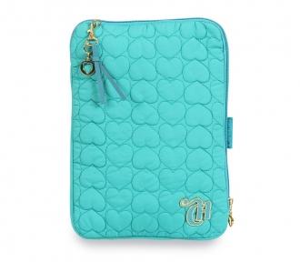case tablet capricho love vi green 4226