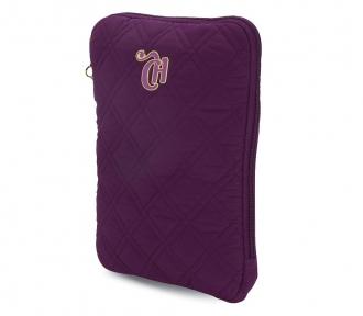 case notebook capricho love v purple frente